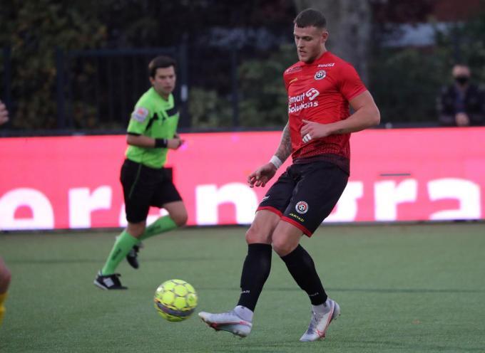 Ruben Pyck speelde hiervoor bij fusieclub Mandel United.© VDB