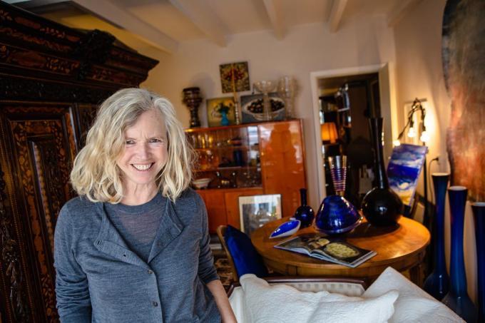 Michèle Geerebaert.©Davy Coghe Davy Coghe