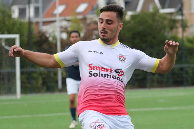 Jules Vanhaecke komt over van Mandel United.© Bart