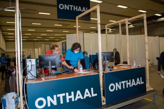 Het centrum is al open sinds begin deze week.©Stefaan Lernout SL