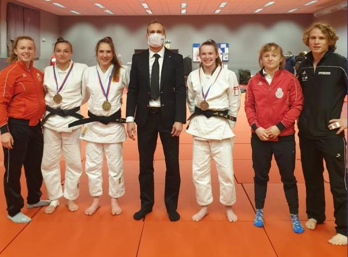 © Facebook Judo Vlaanderen