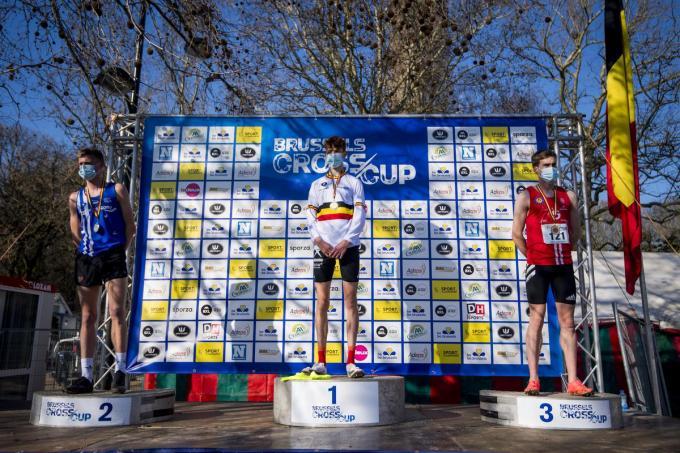 Het Belgisch kampioenschap ging vorig weekend nochtans gewoon door.© (Foto BELGA)