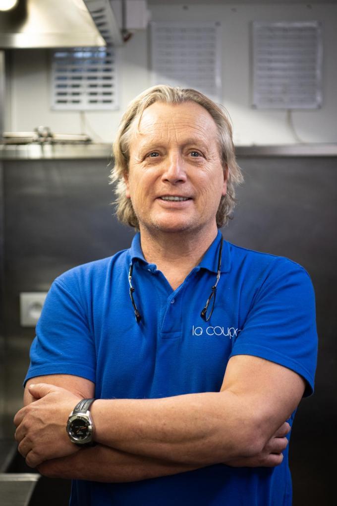 Chef Jean-Paul Bonnez. (Foto Westtoer)