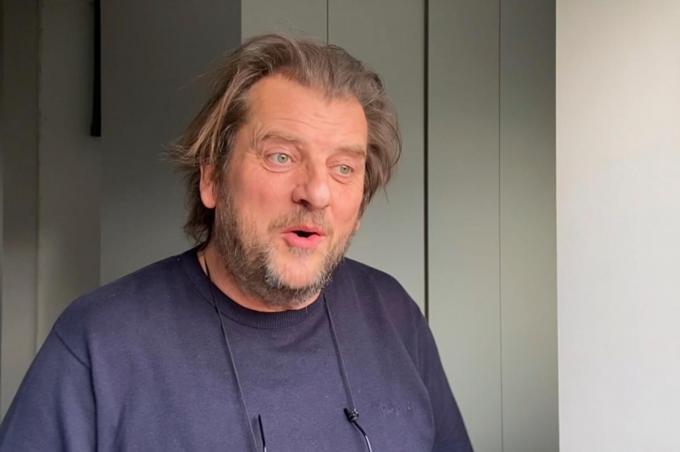 Luc Dufourmont: 'Straks ben ik 60. Wat zou ik nog zeuren over al die serviceflats?'© KVdm