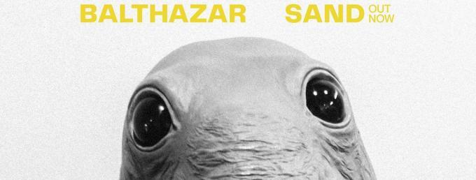 Het nieuwe album 'Sand' van Balthazar staat op nummer één in de Ultra Album top 200.© GF