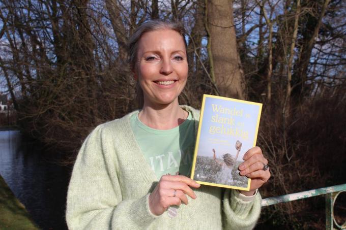 Lies Helsloot biedt in haar nieuwste boek een methode aan voor een gezond, evenwichtig leven.© DJW