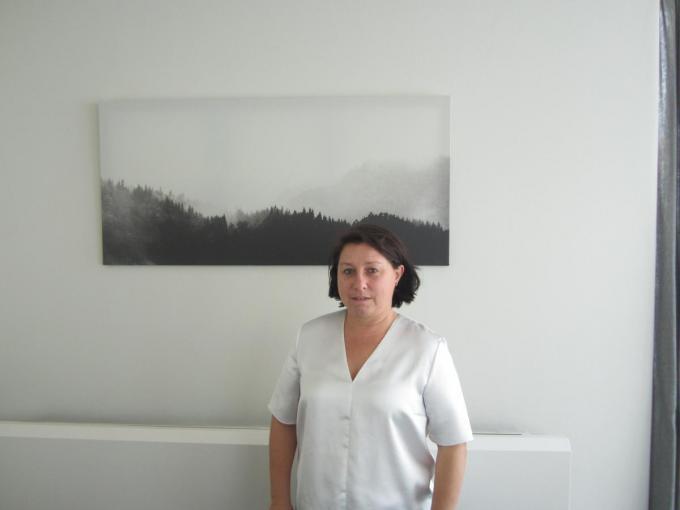 Christel L'Hoost wordt nieuw raadslid voor haar partij Respect.© RV