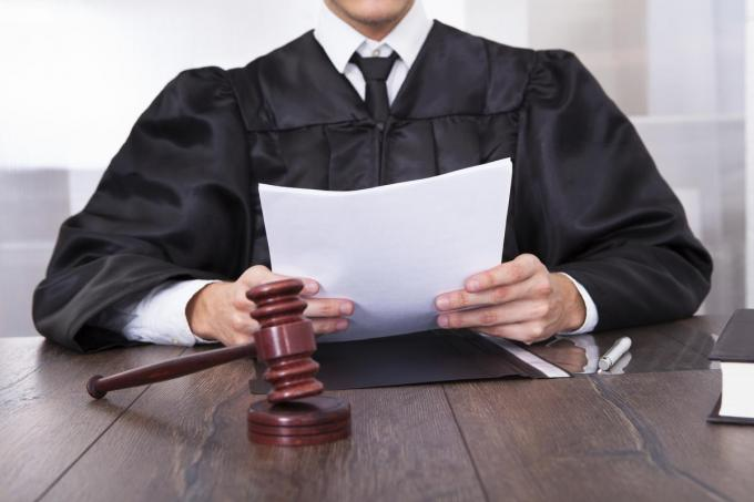 De rechter geloofde het verhaal van de beklaagde.© Getty Images