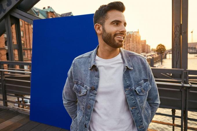 Afgewassen jeansjasje (59,99 euro), van Jack&Jones.© Jack&Jones