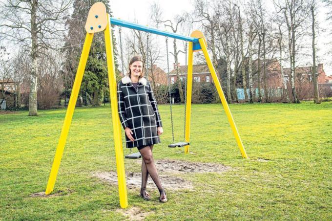 Schepen Véronique Buyck.© (Foto JCR)
