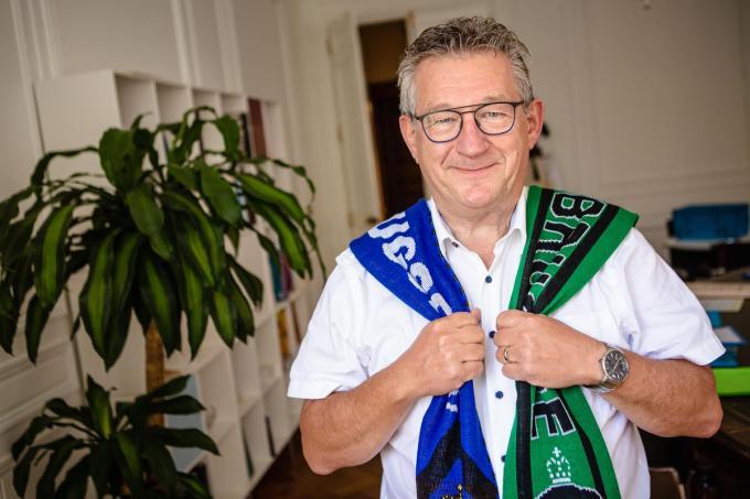 """Burgemeester Dirk De fauw: """"Charles De Ketelaere is een buurjongen van mij.""""© Davy Coghe"""