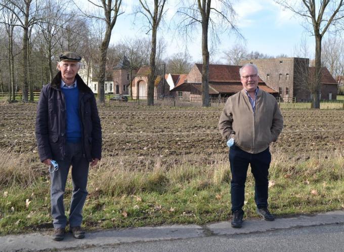 René Depla en Lieven Harinck.© (Foto GDW)