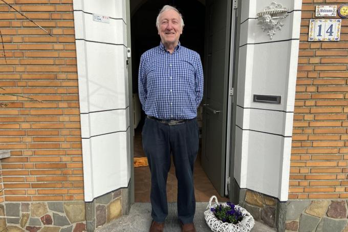 Ignace Dereeper was 30 jaar burgemeester en 12 schepen in Oudenburg© KVdm