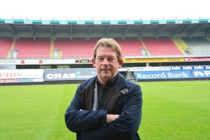 Zulte Waregem-voorzitter Carl Ballière (foto HD)