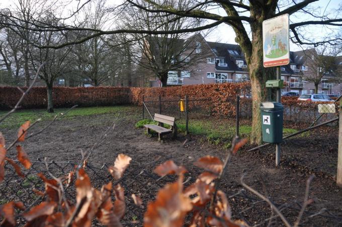 Boswachters vinden het niet slim om een hondenweide aan te leggen bij een woonzone.© PNW
