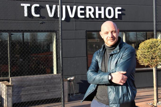 Bjorn Branders is de nieuwe voorzitter van TC Vijverhof.© (Foto ACR)