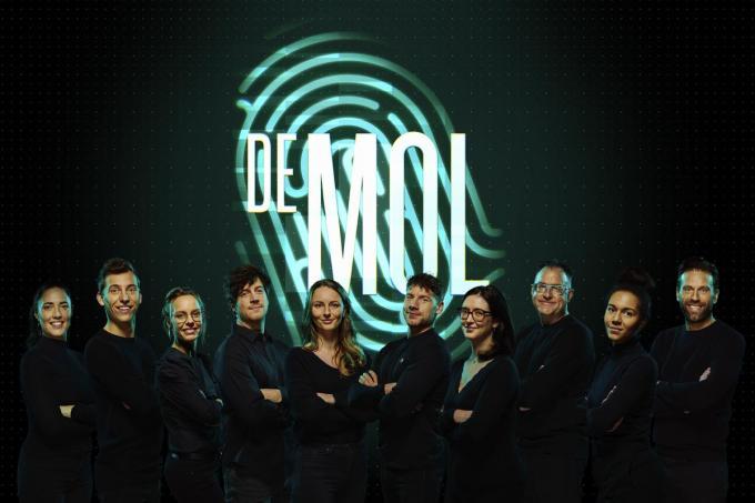 Dit zijn ze dan: de tien kandidaten van De Mol die ons de komende weken aan de buis zullen kluisteren. (Foto Play4)