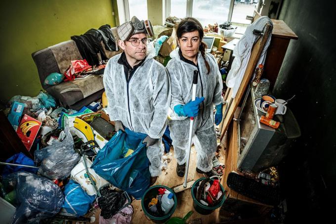 Tim en Annelies van Clean2Invest. (Foto VTM 2)
