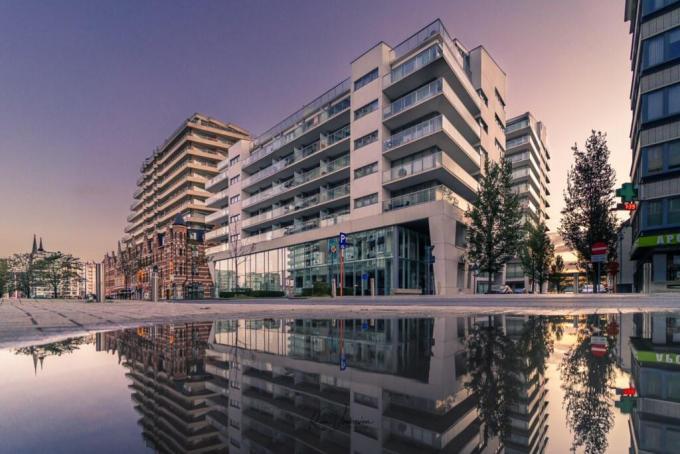 Het Economisch Huis (foto) en de stad Oostende boden de ondernemers alles samen voor 5,5 miljoen euro coronasteun.© gf