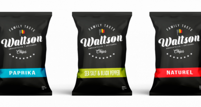De Waltson-chips komen uit Staden.© gf