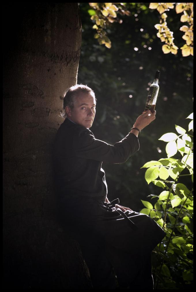 Kris Pollentier van Manoir Ogygia.©Westtoer