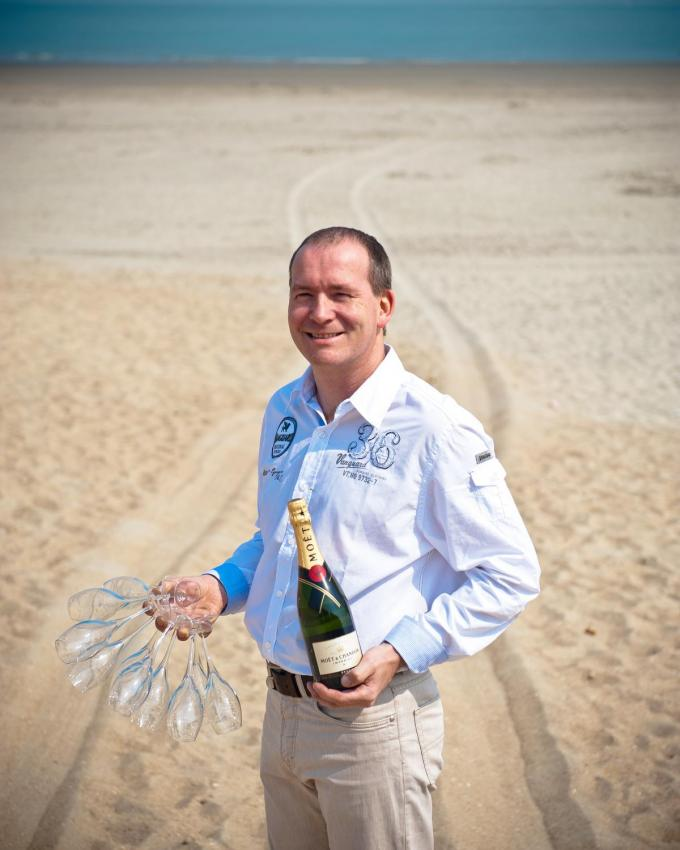 Chef Patrick De Breuker van Schildia.©Westtoer