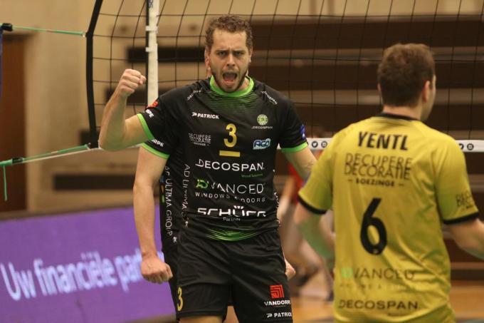 Jelle Sinnesael tekende voor zijn veertiende seizoen bij Decospan VT Menen.© (Foto MPM)