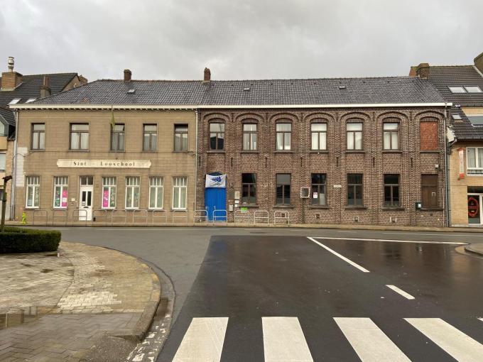 De basisscholen van Zedelgem Dorp blijven ook volgende week dicht.© foto GST