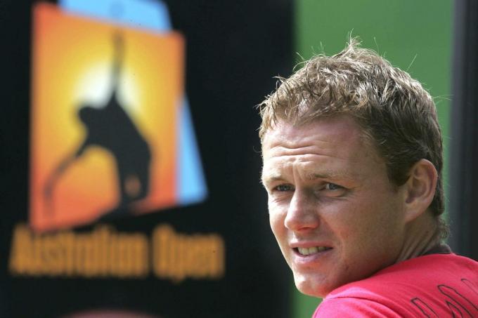 Geoffrey werd driemaal geselecteerd voor de Rode Duivels en voetbalde ook in Australië.© BELGA