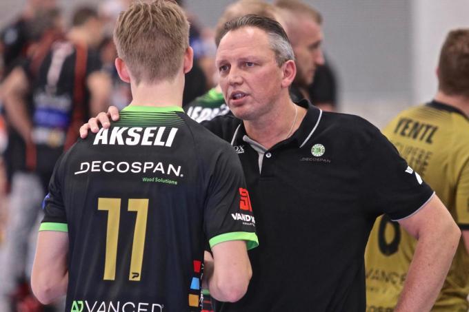 Frank Depestele tekende voor twee seizoen bij bij Decospan Menen.©Maxime Petit MP