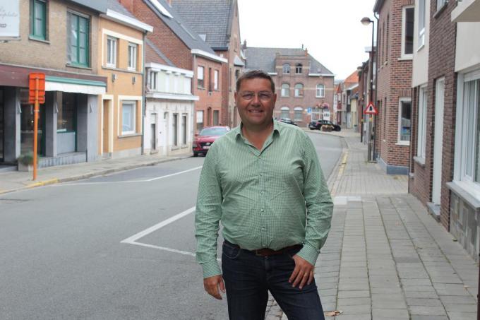Kristof Pillaert. (foto JT)