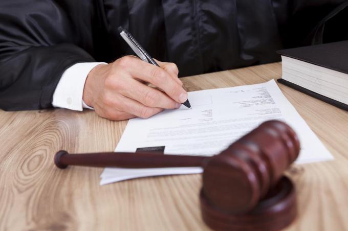 De rechter doet uitspraak op 2 april.© Getty Images