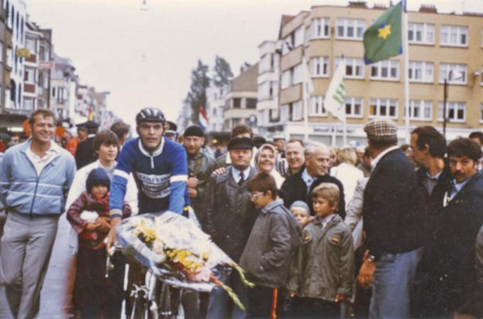 Krist Brulez won de allereerste editie van de Keizer der Juniores in Koksijde.
