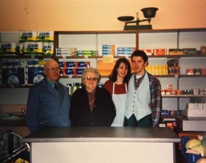 25 jaar geleden volgden ze Ingmars ouders op.© KDV