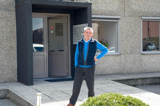 Slachthuis Verbist en zijn uitbater werden vrijgesproken voor dierenmishandeling.© FM
