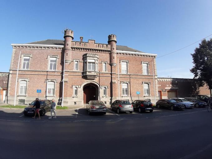 De gevangenis van Ieper.© TOGH