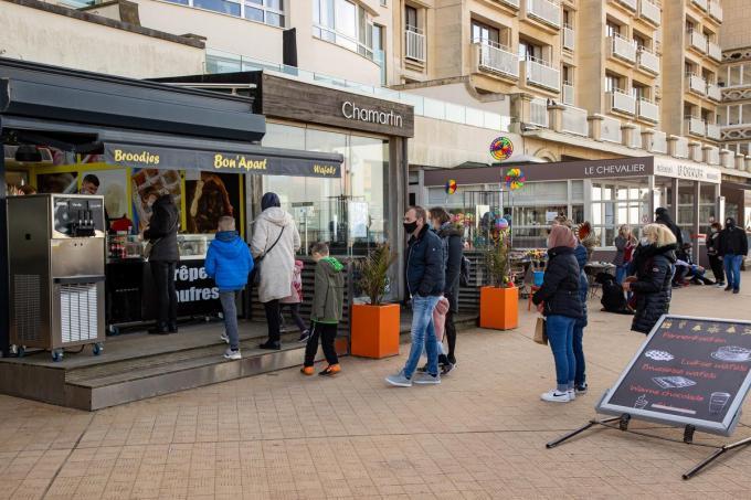 Raamverkoop wordt vanaf vrijdag overal in de stad toegelaten, maar er zijn wel voorwaarden.© Belga