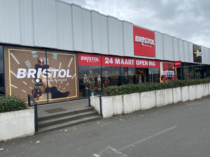 Bristol opent een nieuw filiaal in Tielt.© gf