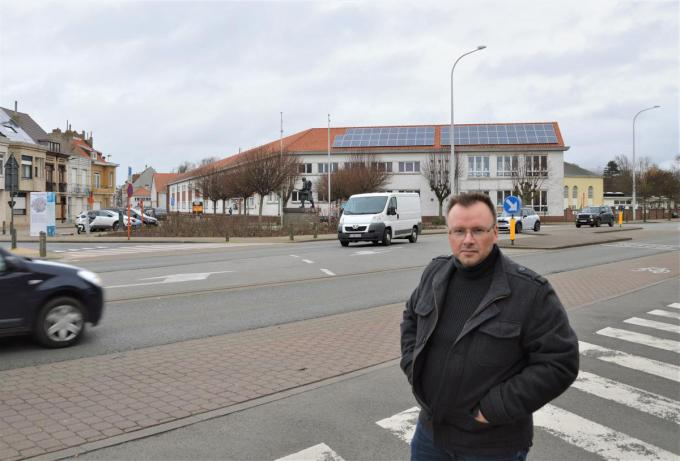 Het gemeentebestuur wil ook de Van Maerlantstraat aanpakken.© Wim Kerkhof