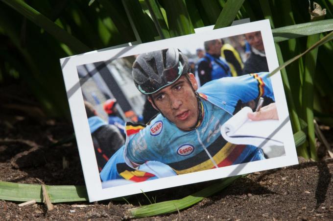 Vijf jaar na zijn overleden wordt Daan Myngheer nog altijd hard gemist.©KURT DESPLENTER BELGA