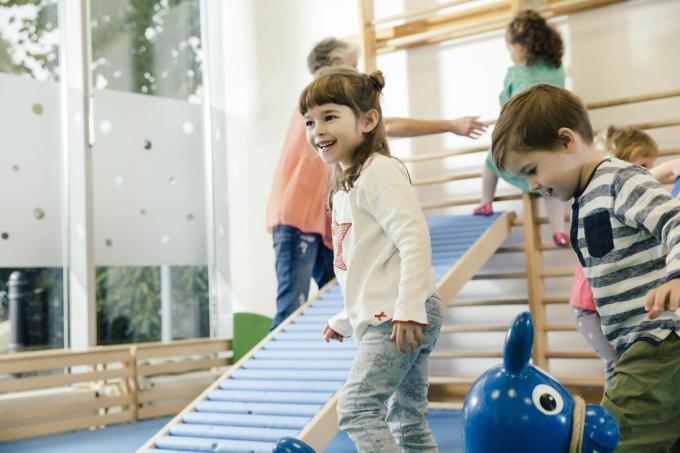 Georganiseerd vrijetijdsaanbod voor kinderen en jongeren kan niet tot en met 5 april.© Getty Images/Westend61
