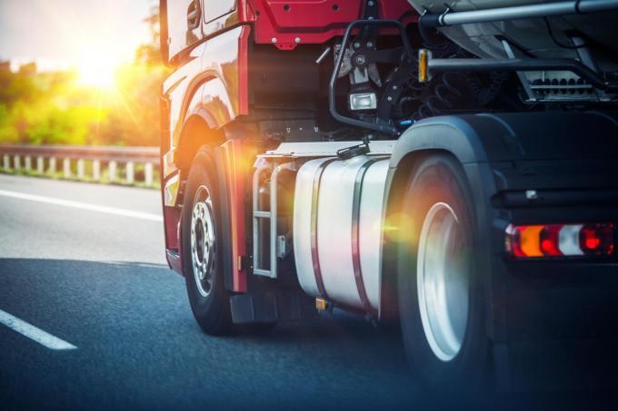 Vorige maand werd een tonnagebeperking ingevoerd om zwaar verkeer uit de Heulstraat en de Driekavenstraat weg te houden.©welcomia Getty Images