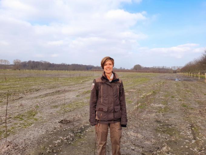 Klaar Meulebrouck, regiobeheerder Zandig Vlaanderen