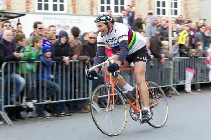 In 2012 was Torhout nog 'Dorp van de Ronde'. West-Vlaanderen kijkt met heimwee terug op die tijden. (foto Kurt)©Kurt Desplenter Kurt Desplenter