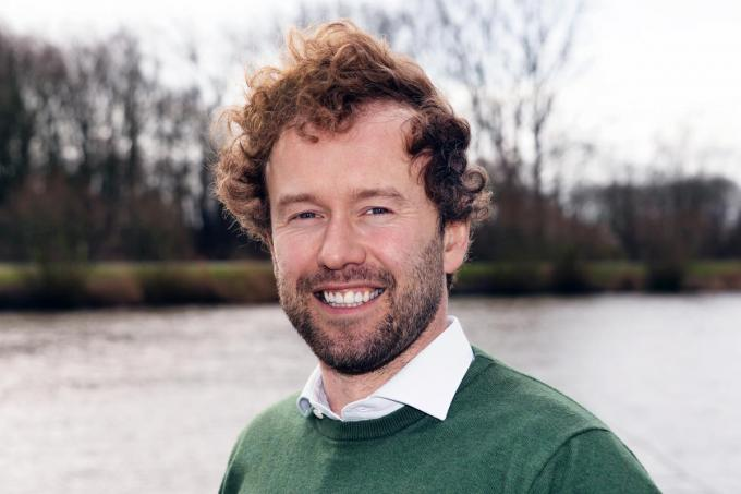 Pieter Loose (38), de dynamische CEO van Ekopak, is uit Torhout afkomstig.