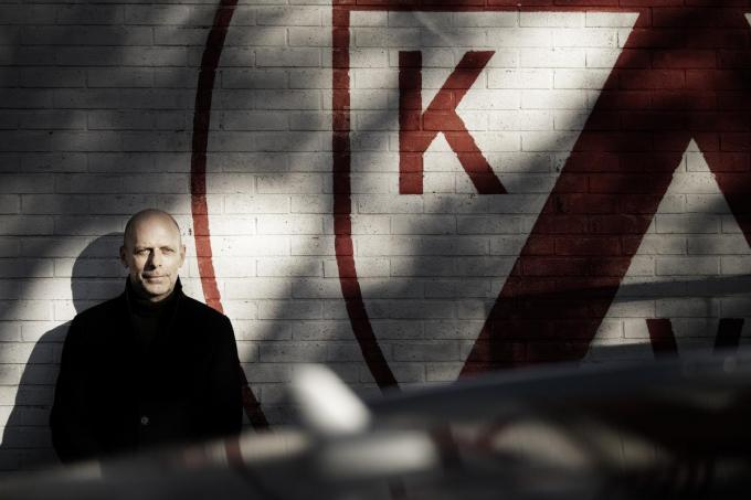 KVK-voorzitter Ronny Verhelst is al volop bezig met volgend seizoen. (foto Belga)© BELGAIMAGE