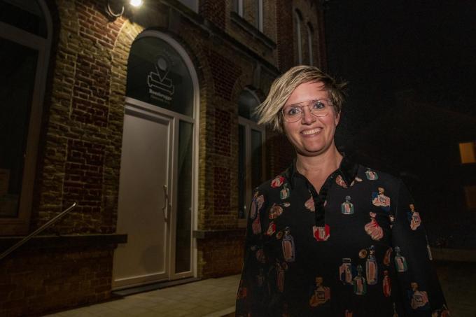 Vlaams parlementslid Loes Vandromme.©MICHAEL DEPESTELE MD