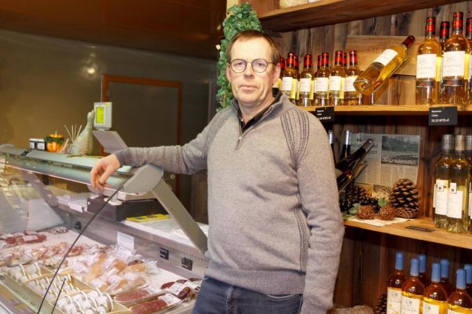 Filip Callemeyn heeft geen idee hoeveel er zal overblijven van de schadevergoeding voor de verplichte sluiting van zijn bedrijf.© Coghe