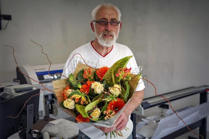 Christian Vandeputte wil de vooroordelen rond Parkinson de wereld uit helpen. (foto CLL)