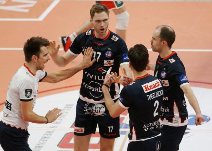 Zaterdag verloor Knack nog tegen Maaseik.©VDB / Bart Vandenbroucke VDB